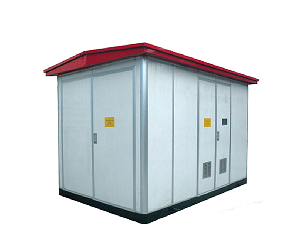 HYB(W)-12/0.4 Outdoor box      type transformer substation    (Choi steel)