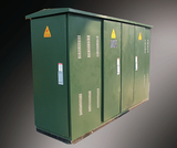 Box type transformer   substation